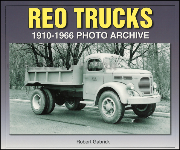 Reo Trucks Photo Archive