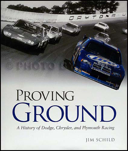 1924-2009 Mopar Proving Ground