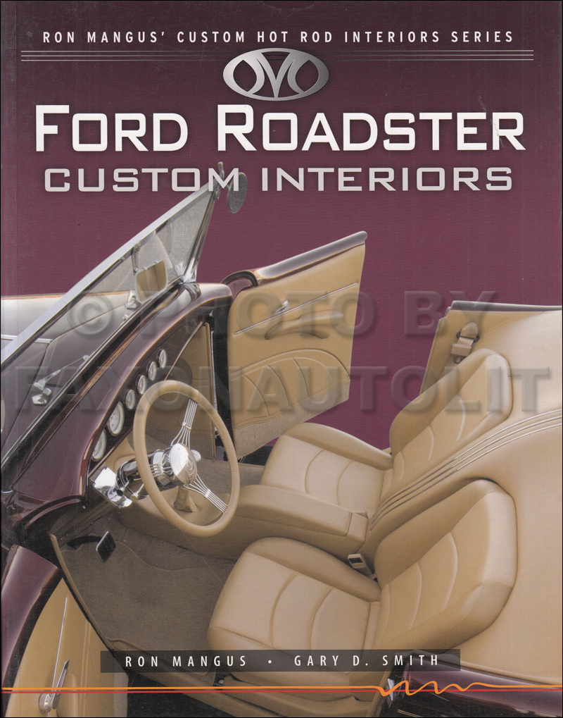 1929-1935 Ford Roadster Custom Interiors