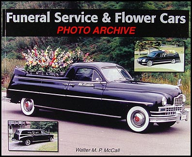 1936-2006 Funeral Service & Flower Cars Photo Archive