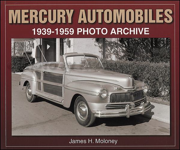 1939-1959 Mercury Automobiles Photo Archive