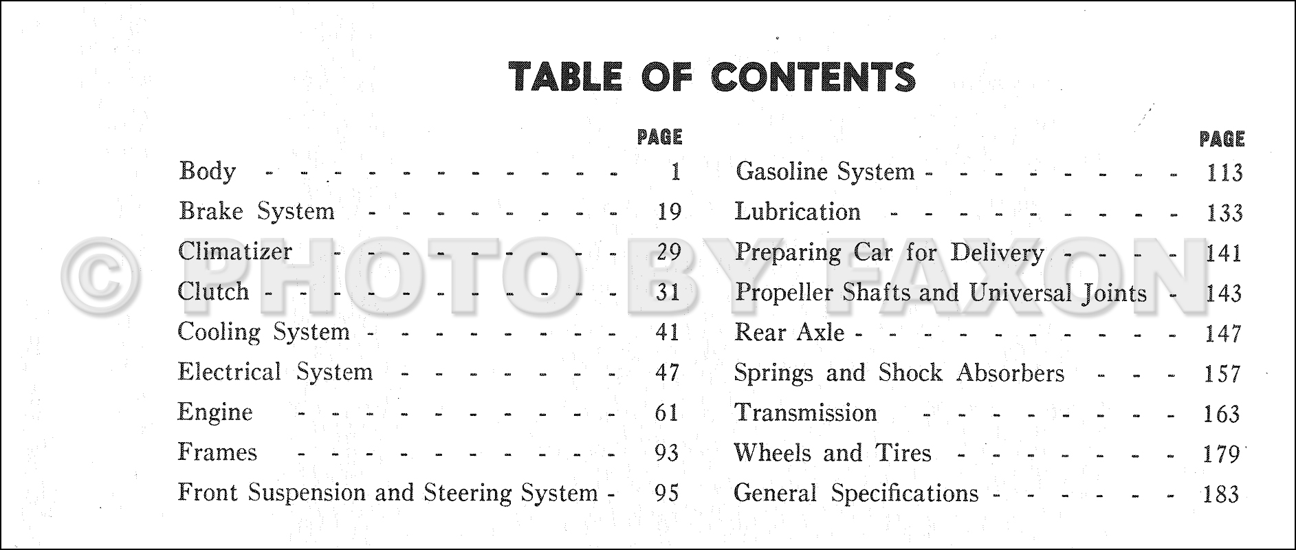 1947 Studebaker Champion Wiring Diagram Lincoln Continental 1950 On 1951