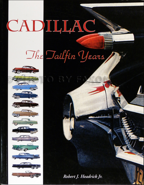 1948-1964 Cadillac The Tailfin Years