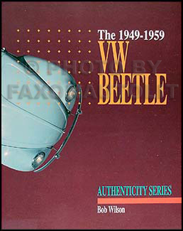 1949-1959 VW Beetle: Authenticity Series