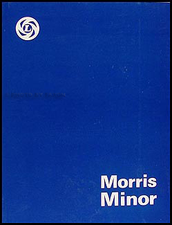 1949-1971 Morris Minor Repair Manual Reprint