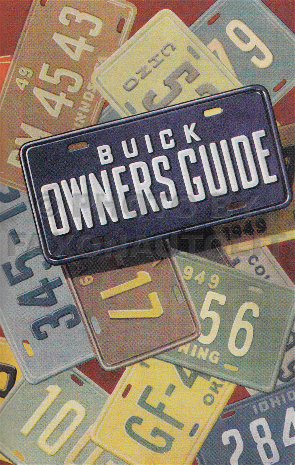 1949 Buick Super and Roadmaster Owner's Manual Reprint