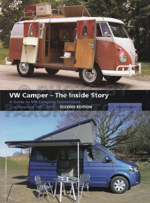 1951-2012 VW Camper Conversions and Interiors Guide