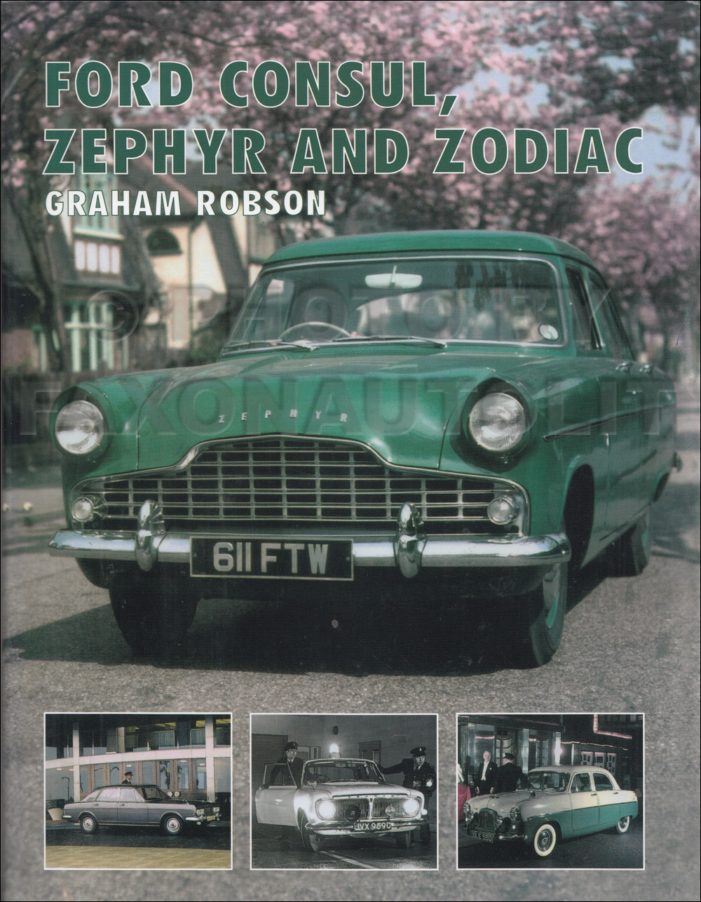 Find Maintenance Shop Service Manuals By Make Faxon 1960 Pontiac Wiring Diagram Ford Consul Zephyr Zodiac Year History Of 1951 1971 Uk Cars