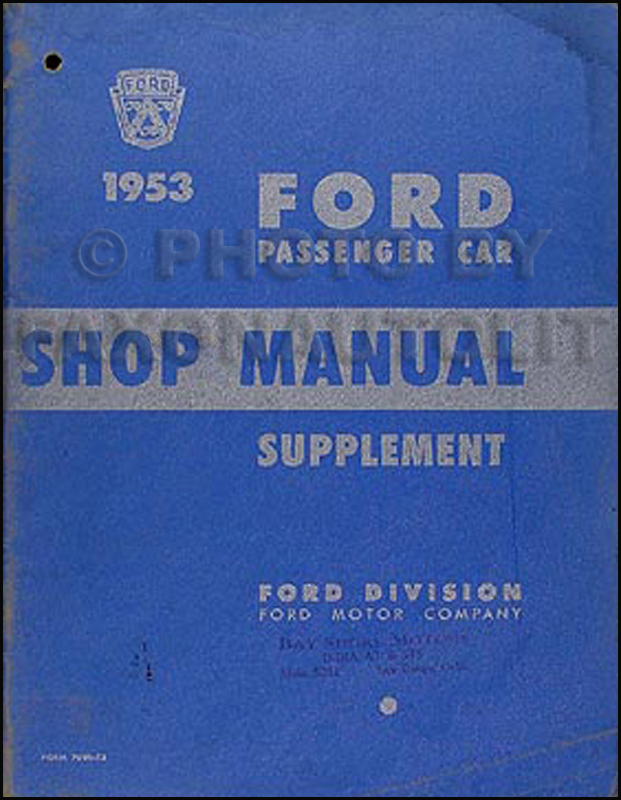 1953 ford wiring diagram pdf  u2022 wiring diagram for free