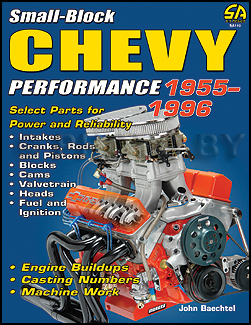 1955-1996 Chevy Small-Block Performance Guide