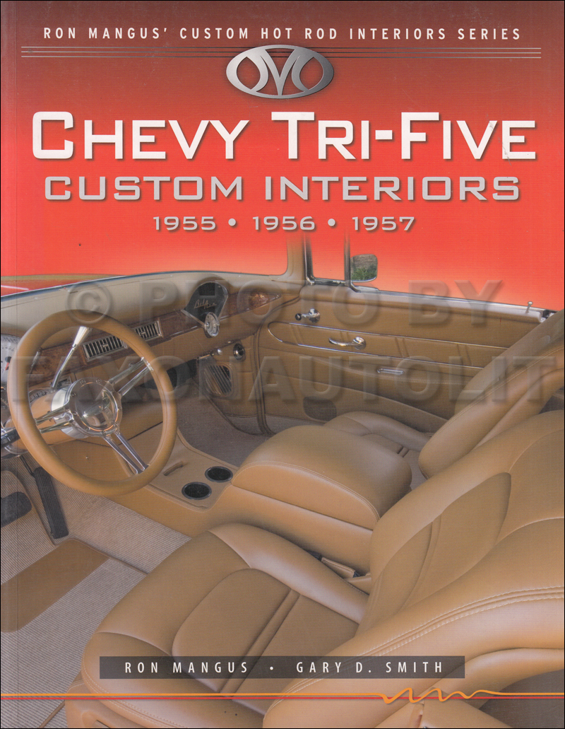 1955-1957 Chevy Tri-Five Custom Interiors