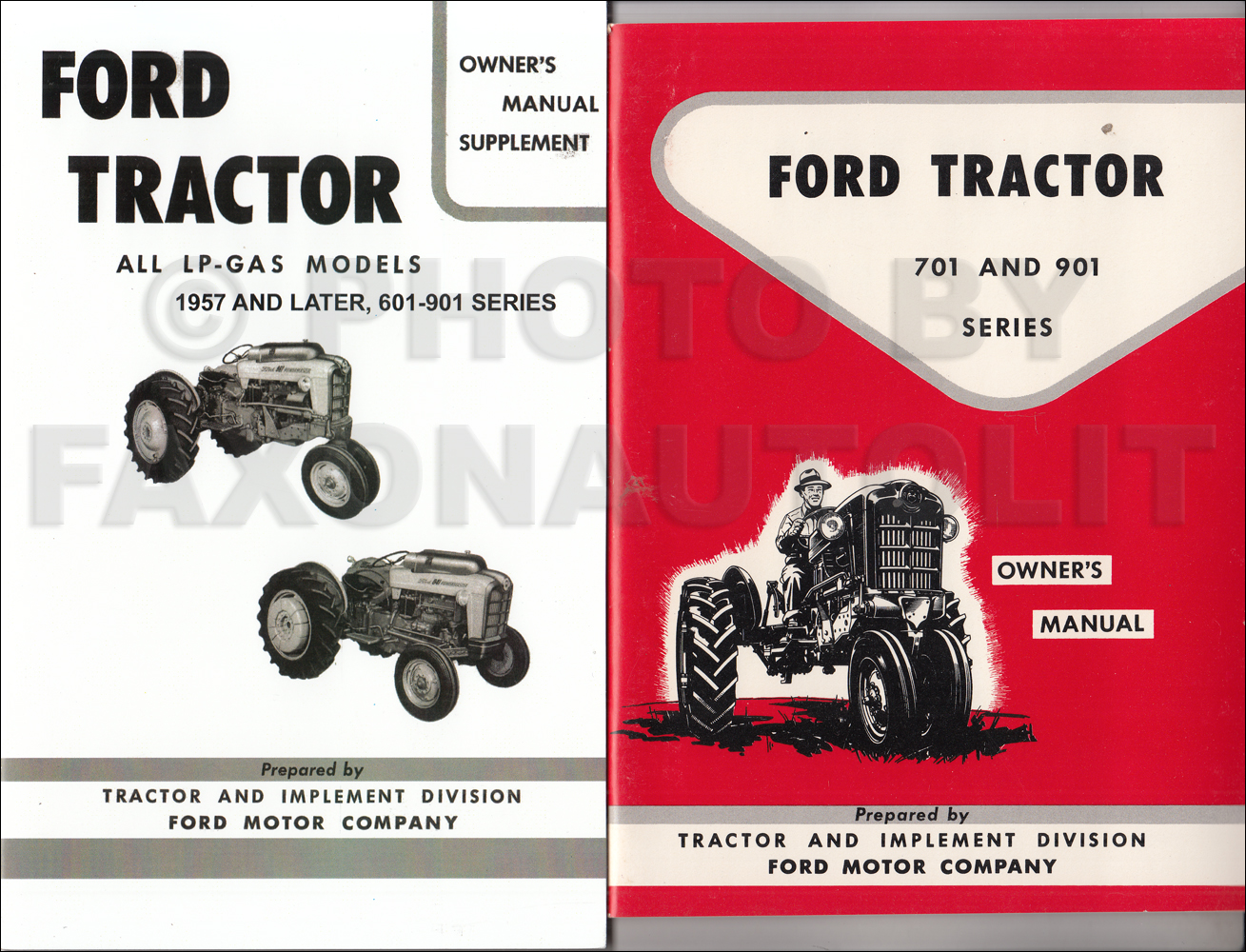1962 Ford Tractor Wiring Diagram Libraries 55 600 6v Cd 1955 1960 Thru 901 Series Repair Shop Manual1957 701