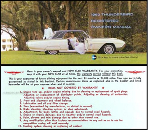 1963 ford thunderbird wiring diagram manual reprint rh faxonautoliterature com  1963 thunderbird alternator wiring diagram