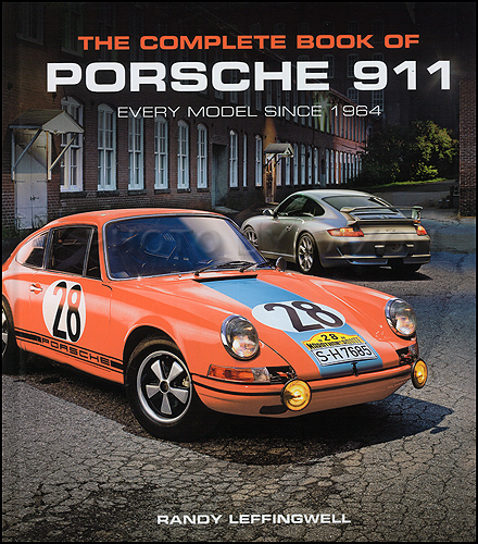 1964-2010 The Complete Book of Porsche 911