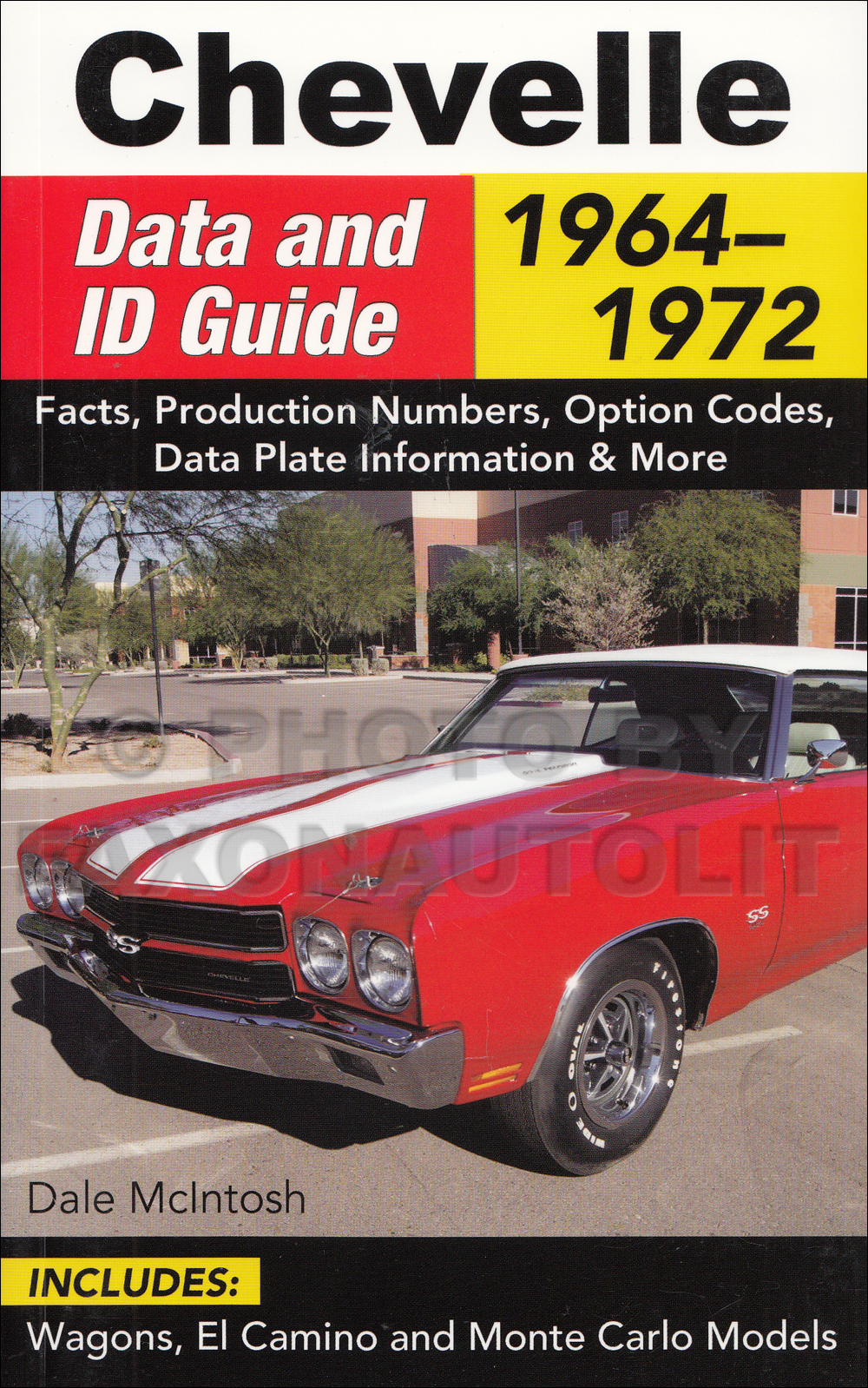1971 Chevelle Wiring Diagram Manual Reprint Malibu  Ss  El