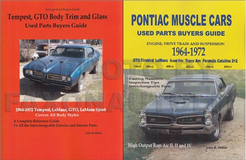 1964 pontiac gto repair shop manual reprint 66 Pontiac GTO Wiring-Diagram