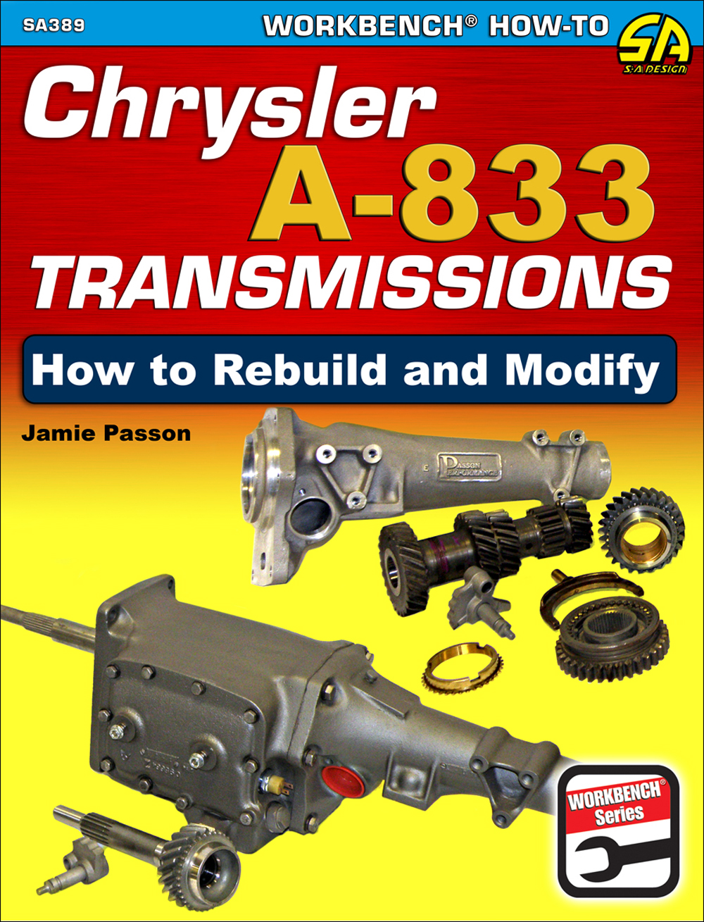How to Rebuild and Modify Chrysler A-833 Transmissions 1964-1987