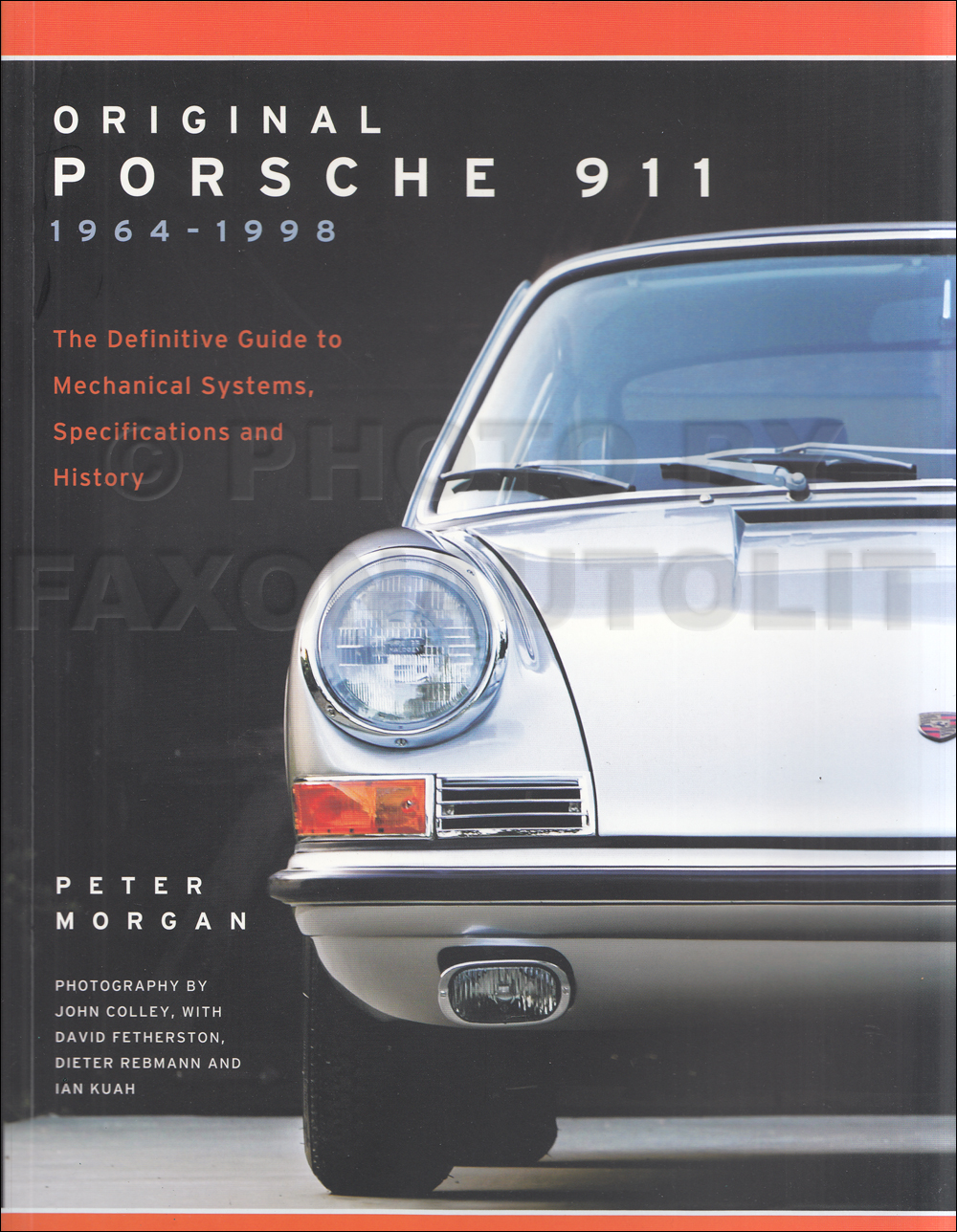 1995 1998 Porsche 911 Carrera Bentley Repair Shop Manual 993 Complete Electrical Wiring Diagram Of Type 912 1964 Original Definitive Guide To Mechanical Systems Specs And