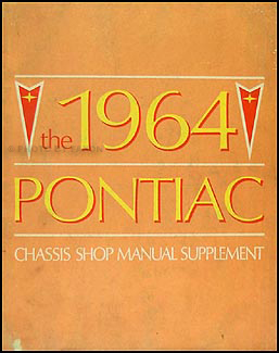 1964 pontiac repair shop manual reprint supplement catalina star rh faxonautoliterature com