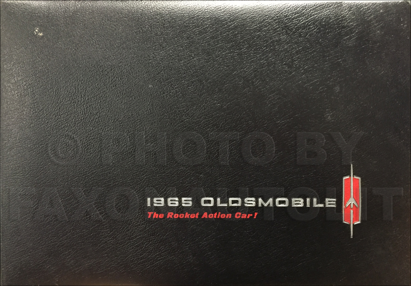 1965 Oldsmobile Color & Upholstery Dealer Album Original
