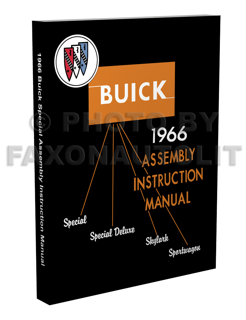 1966 Buick Cruise Control Repair Shop Manual Original Special Skylark Wiring Diagram Gs
