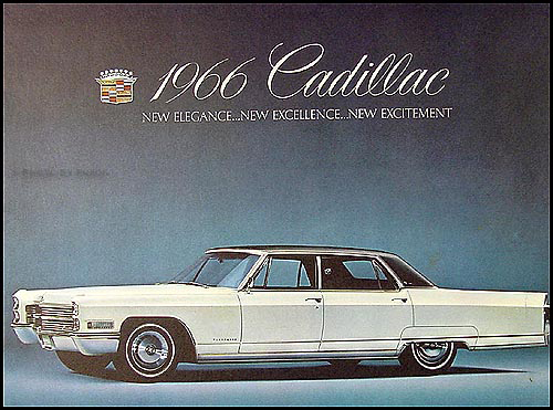 1966 cadillac repair shop manual reprint 1950 Cadillac Wiring Diagram 1961 Cadillac Wiring Diagram #17