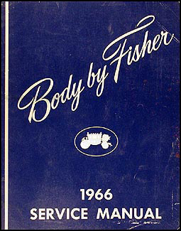 1966 Chevy Original Body Repair Manual for Camaro Chevelle El Camino Nova Corvair Impala etc.