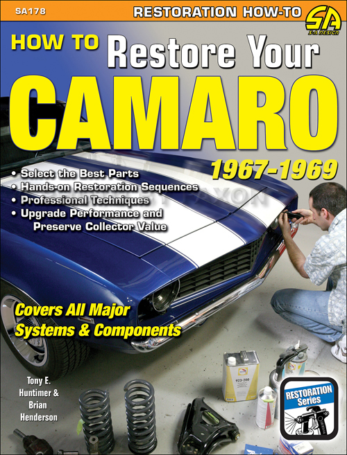 1967-1969 How To Restore Your Camaro