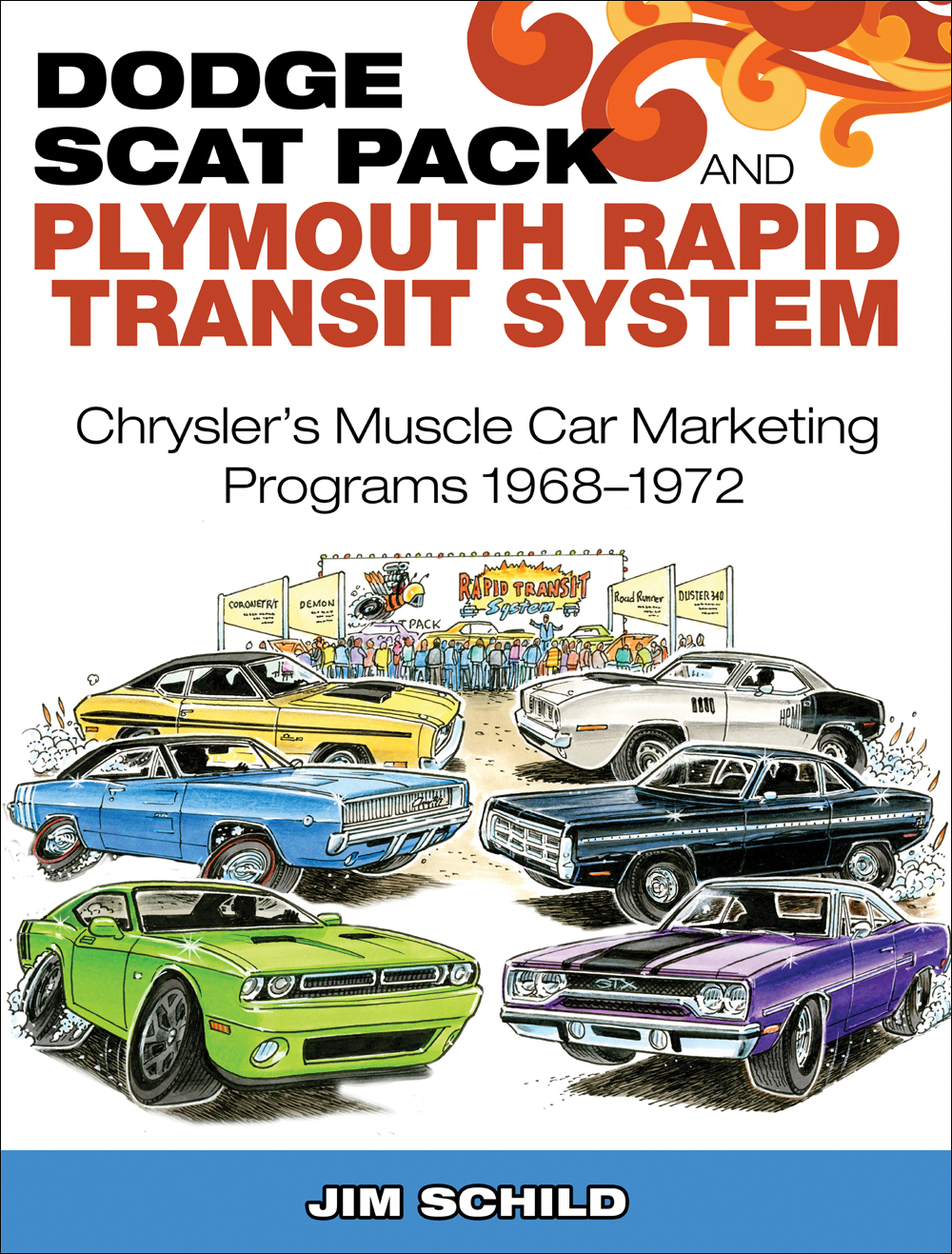 1968-1972 Dodge Scat Pack and Plymouth Rapid Transit System Program History