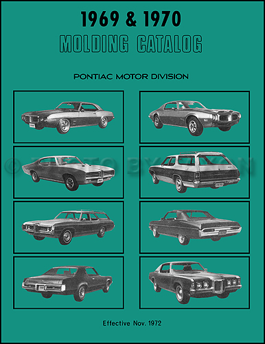 1970 Pontiac Gto  Lemans  Tempest Wiring Diagram Manual