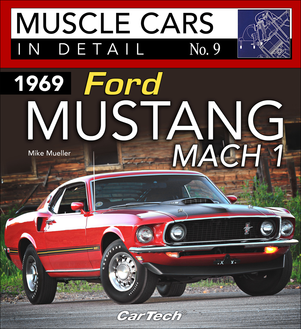 1969 Ford Mustang Mach 1 Muscle Cars In Detail Picture History Book