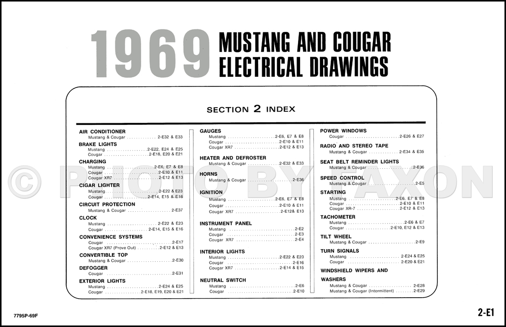 Sensational 1969 Ford Mustang Wiring Diagram Wiring Diagram Tutorial Wiring Digital Resources Remcakbiperorg