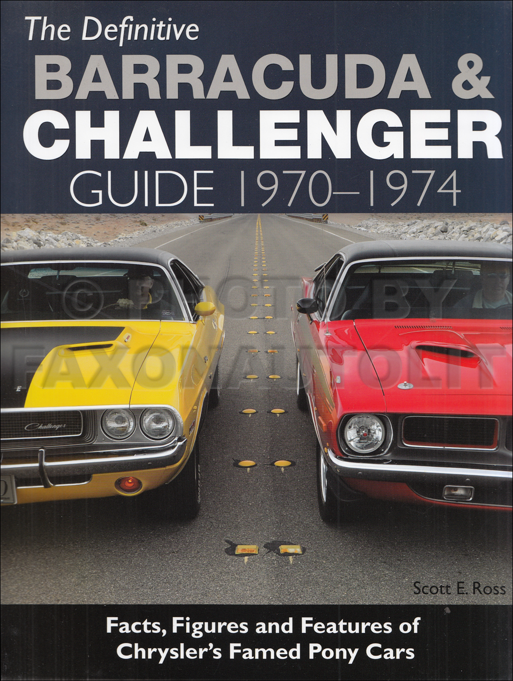 The Definitive Barracuda & Challenger Guide 1970-1974: Facts, Figures, and  Features $39.95. More Info · 1970 Dodge CD Repair Shop Manual ...