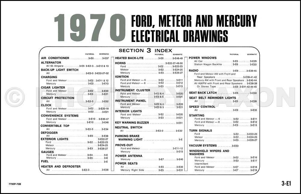 1970 ford mercury wiring diagram original ltd galaxie 1953 ford wiring diagram 1953 ford wiring diagram 1953 ford wiring diagram 1953 ford wiring diagram