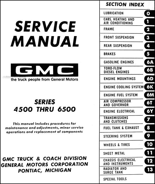 c5500 wiring diagram schematic diagram electronic schematic diagram 2005 ford crown victoria wiring diagram 1971 gmc 45006500 repair shop manual original medium dutyrhfaxonautoliterature c5500 wiring diagram at selfit