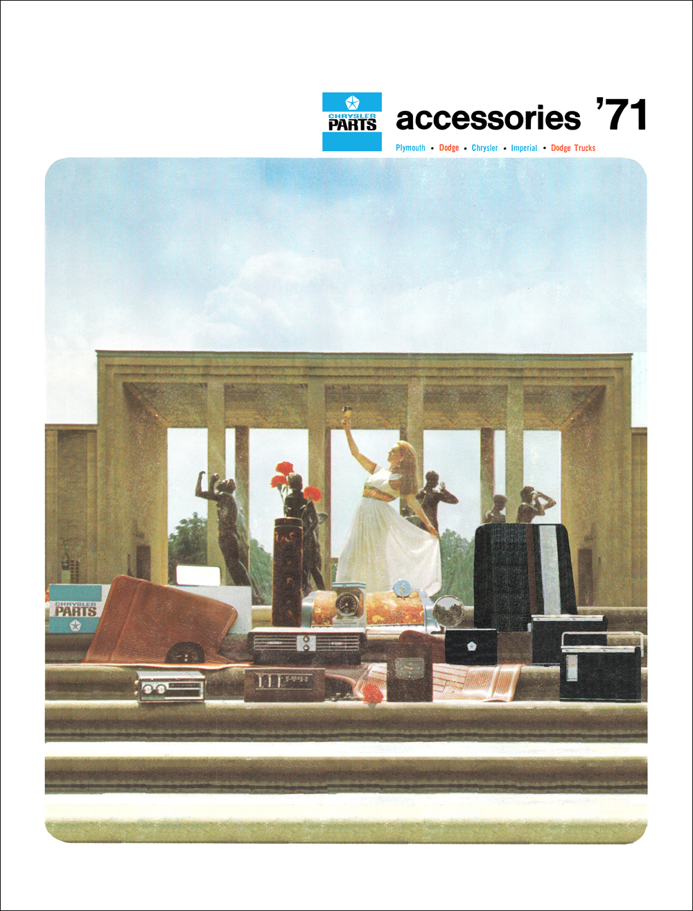 1971 MoPar Accessories Book Reprint
