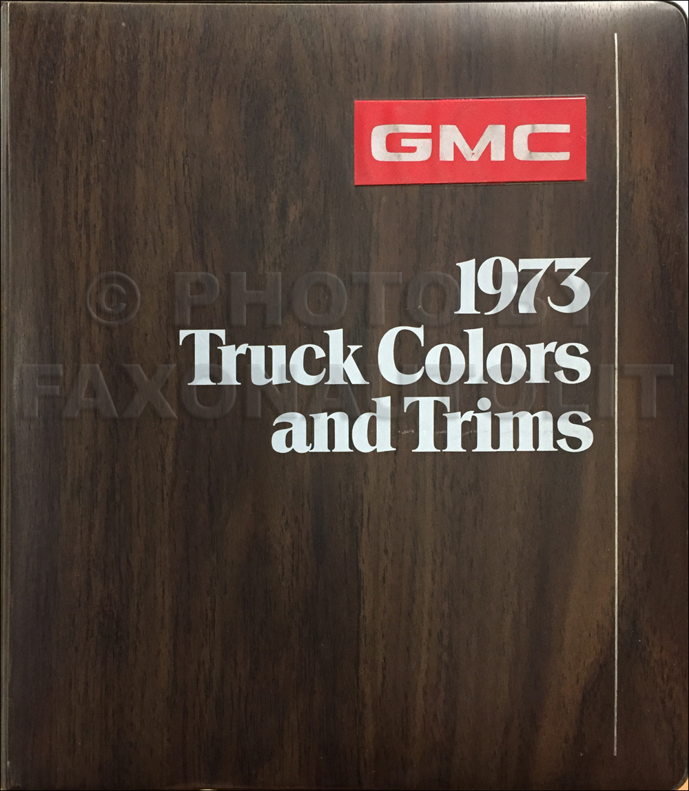 1973 GMC Heavy Truck Shop Manual 7500-9500 Astro 95 base book for 1974 1975 1976