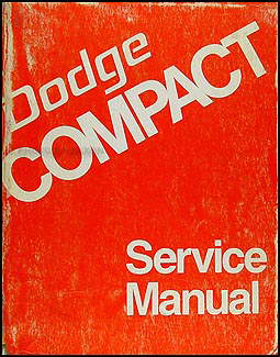 1974 Dodge Van Repair Shop Manual Original  Sportsman B-100 B-200 B-300