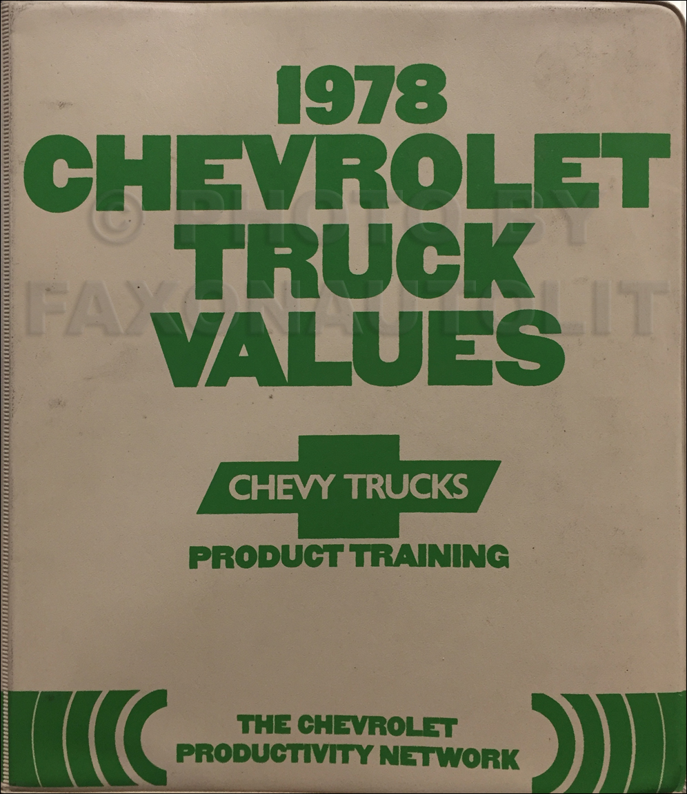 1978 Chevrolet And Gmc Medium Duty C60 With 4