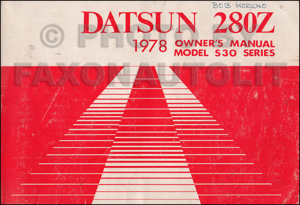 1978 Datsun 280z Wiring Diagram Schematics 1600 Repair Shop Manual Jeep Cj