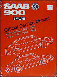 1981-1988 Saab 900 8-Valve Repair Manual