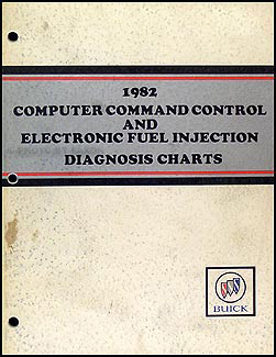 1982 Buick Computer Command Control Electronic Fuel Injection Diagnosis