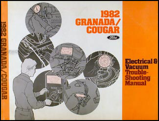 1982 Granada and Cougar Electrical and Vacuum Troubleshooting Manual