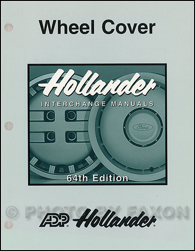 Wheel Cover Book