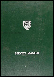 1985-1987 Daimler DS420 Limousine Repair Manual Original