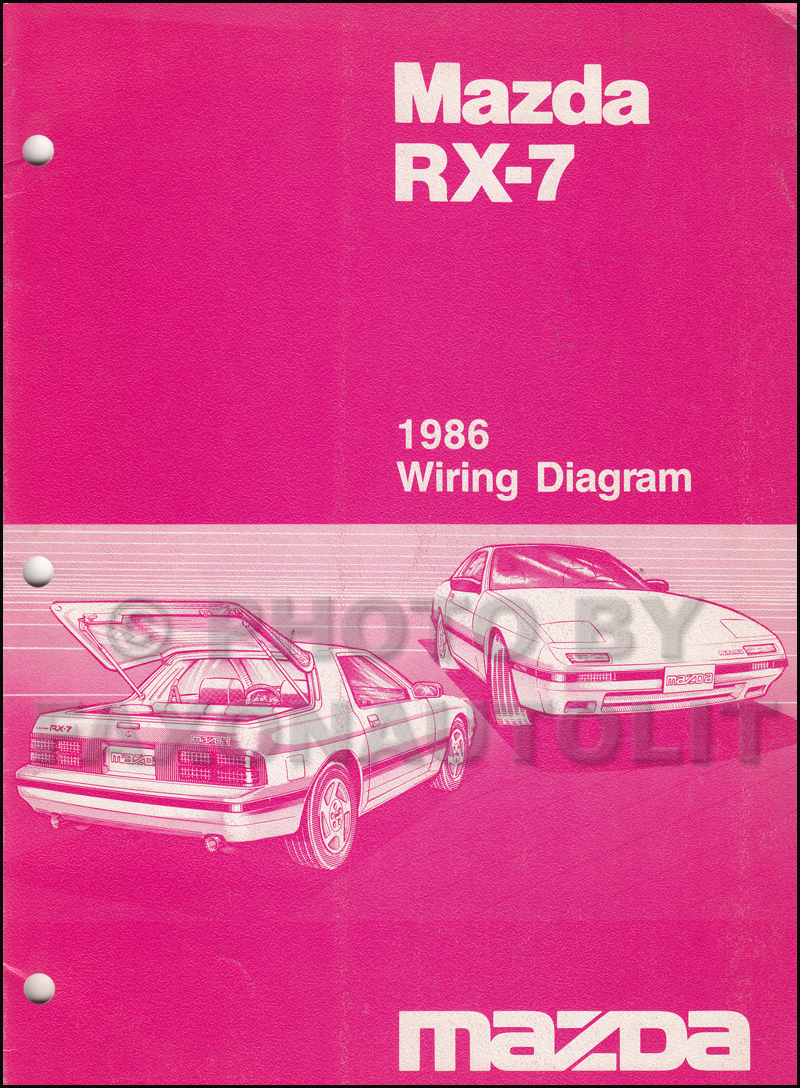 1986 Rx7 Wiring Diagram