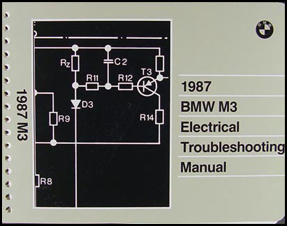 1987 BMW M3 Electrical Troubleshooting Manual