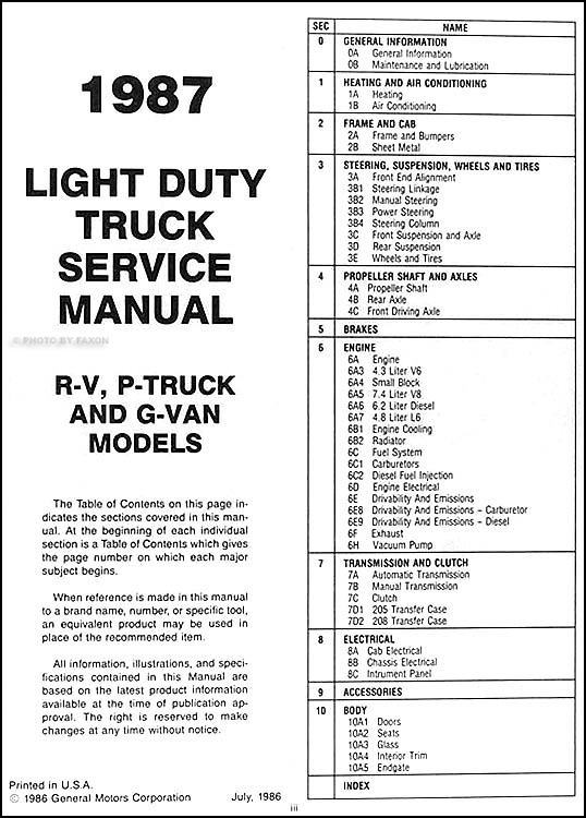 1987 chevy c30 wiring diagram - wiring diagram pictures 1987 chevy r10 fuse box diagram