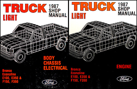 1987 ford econoline foldout wiring diagram rh faxonautoliterature com 1987 ford f350 wiring diagram 2001 Ford F350 Wiring Diagrams