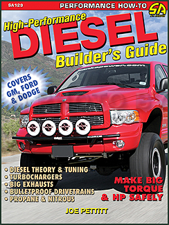High Performance Diesel Builder's Guide BW